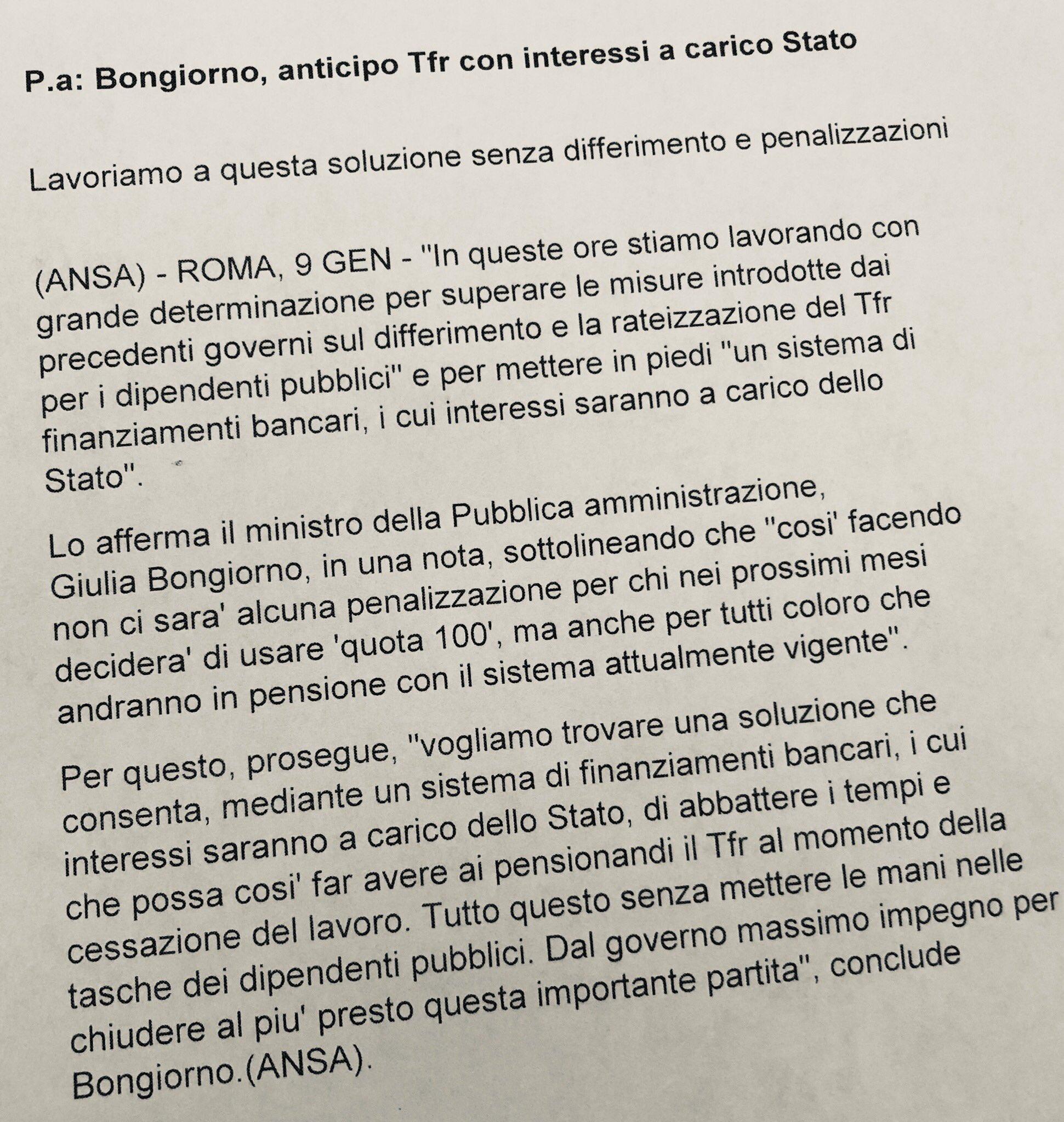 Giulia Bongiorno on Twitter: