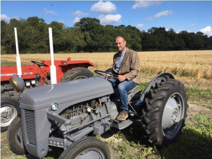 What is your favourite vintage tractor model? #VintageTractor #Tractor #Tractors #VintageTractors #ClassicTractor #ClassicTractors #Essex #EssexBiz #EssexBusiness #MasseyFerguson #Ferguson #Fergie #FergusonTractor