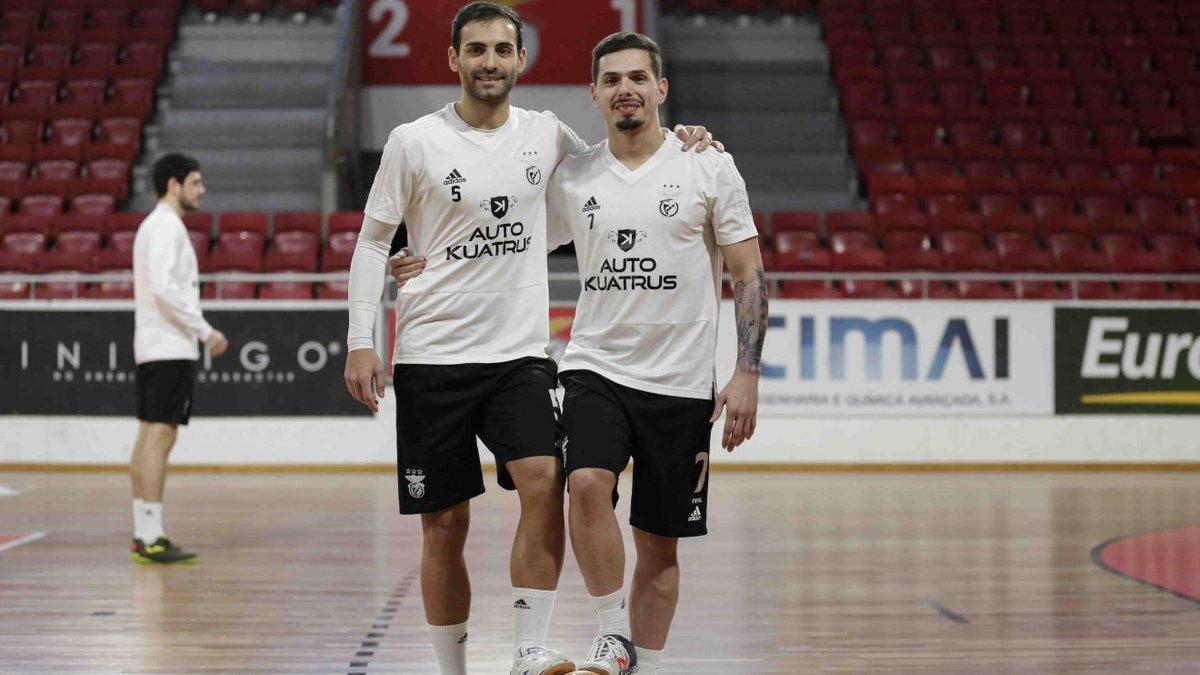 ebeb8ce07b 1 4 de final Taça da Liga 🆚 Futsal Azeméis vs.  FutsalBenfica