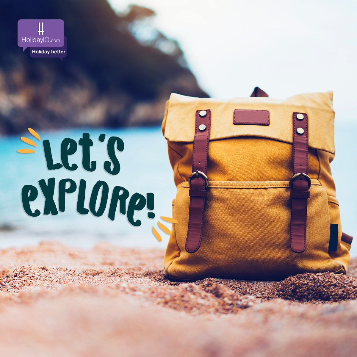 New Year, New Destinations! Made your Bucket List? We have & it is absolutely amazing. Join us as we explore. Watch this space to know whats brewing & do share your feedback.  #holidayiq #holidayiqcommunity #ontrailswithholidayiq #holiday2019 #letsexplore https://t.co/aLB9C1mMyw