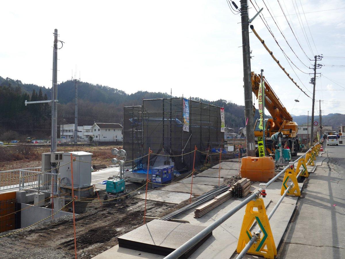 "YMKM on Twitter: ""JR山田線→三陸鉄道リアス線移管区間②:八木沢 ..."