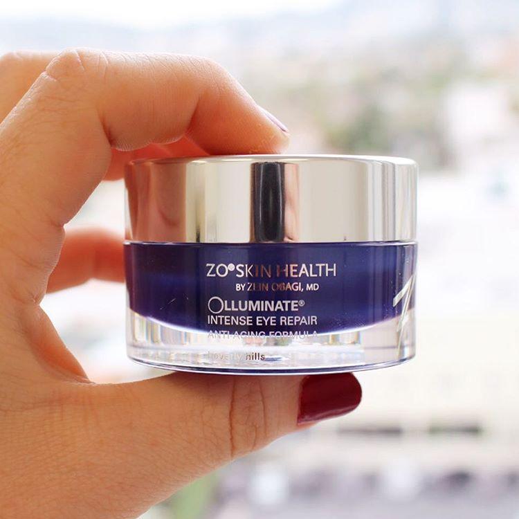 zo skin health olluminate intense eye repair amazon