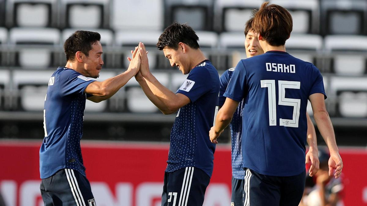 Video: Nhật Bản vs Turkmenistan