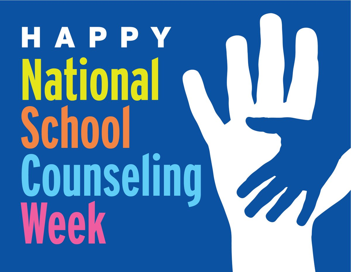 New look for 2019! Check out and download the updated #NSCW19 logo/sign - schoolcounselor.org/nscw