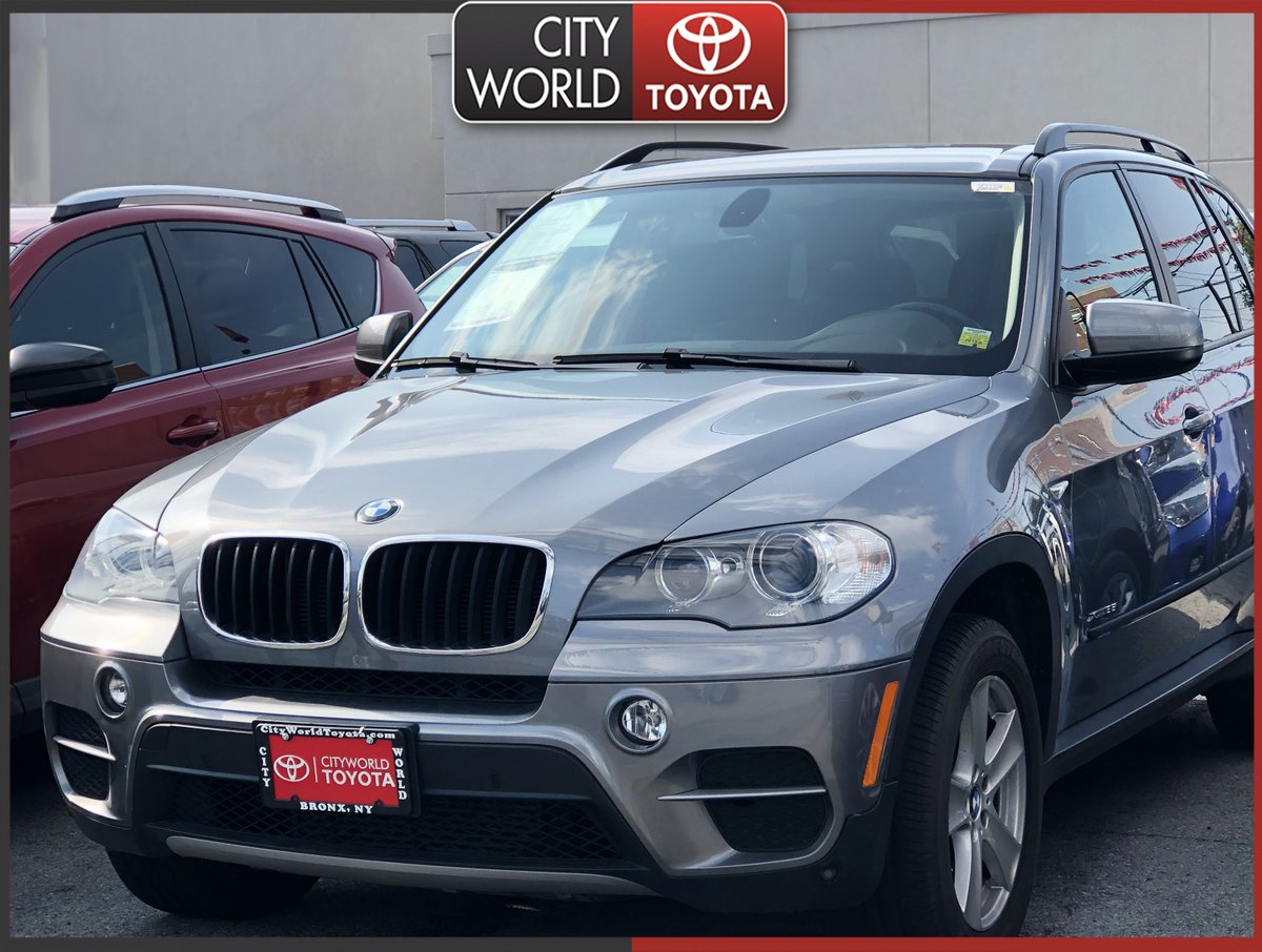 Find This Bmw X5 With All Wheel Drive Right Here In City World Toyota The Bronx At