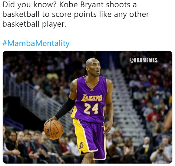Kobe bryant's death and the pitfalls for big brands