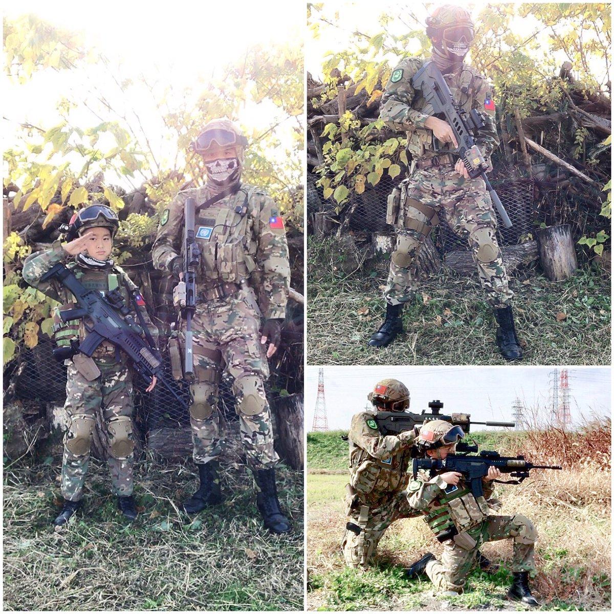 CRAの軍装祭10を予約しました。これでようやく息子と訓練以外の超〜久々のサバゲーを再スタートした上、初の軍装祭体験となります。中華民国陸軍のMC迷彩かドイツ迷彩で参戦予定。 #CRA #サバゲー #サバイバルゲーム #中華民國國軍 #中華民國陸軍 #軍装 #軍装祭 #サバゲーマー