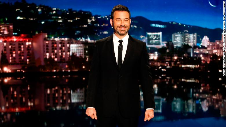 Jimmy Kimmel is giving federal workers jobs on his show during the government shutdown https://t.co/rZYWhMVhB0 https://t.co/kEMfYhoRT1