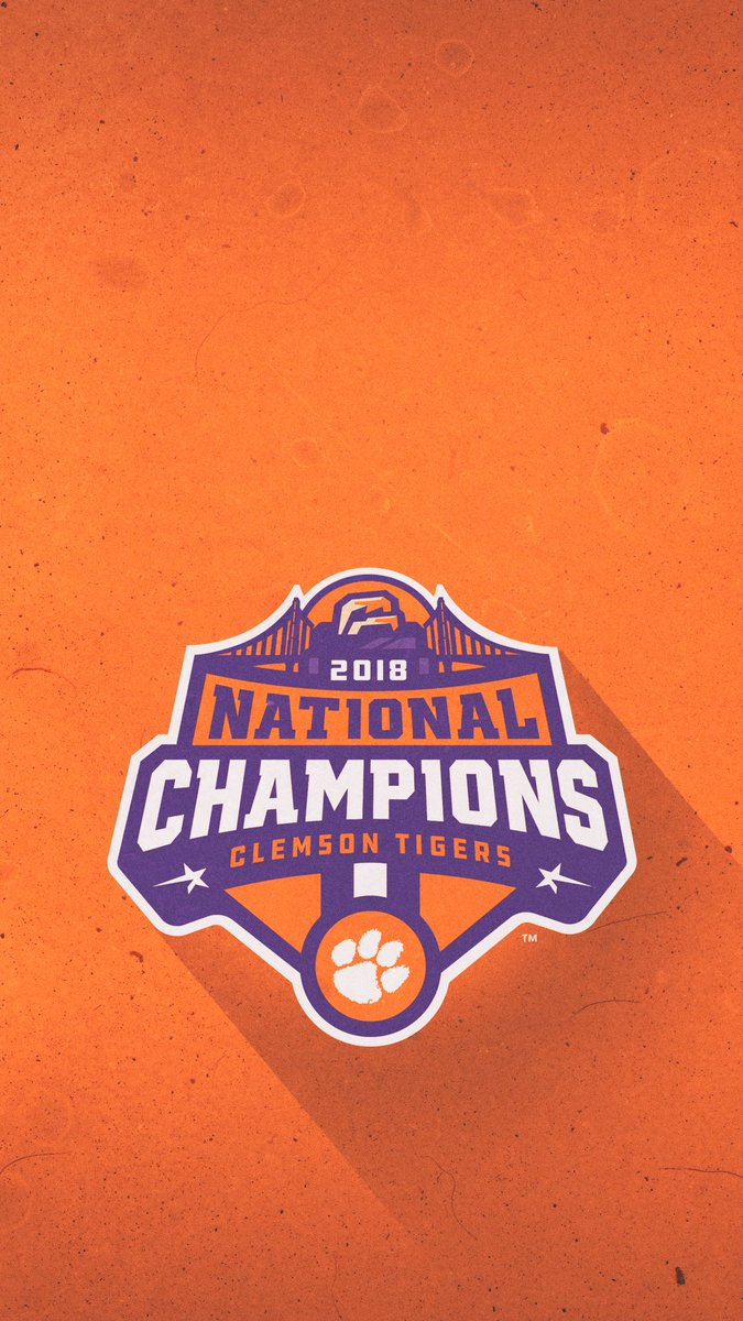 Clemson Football On Twitter Warning These