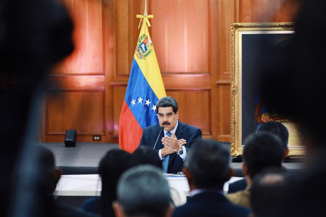Venezuela has won respect from the world community.