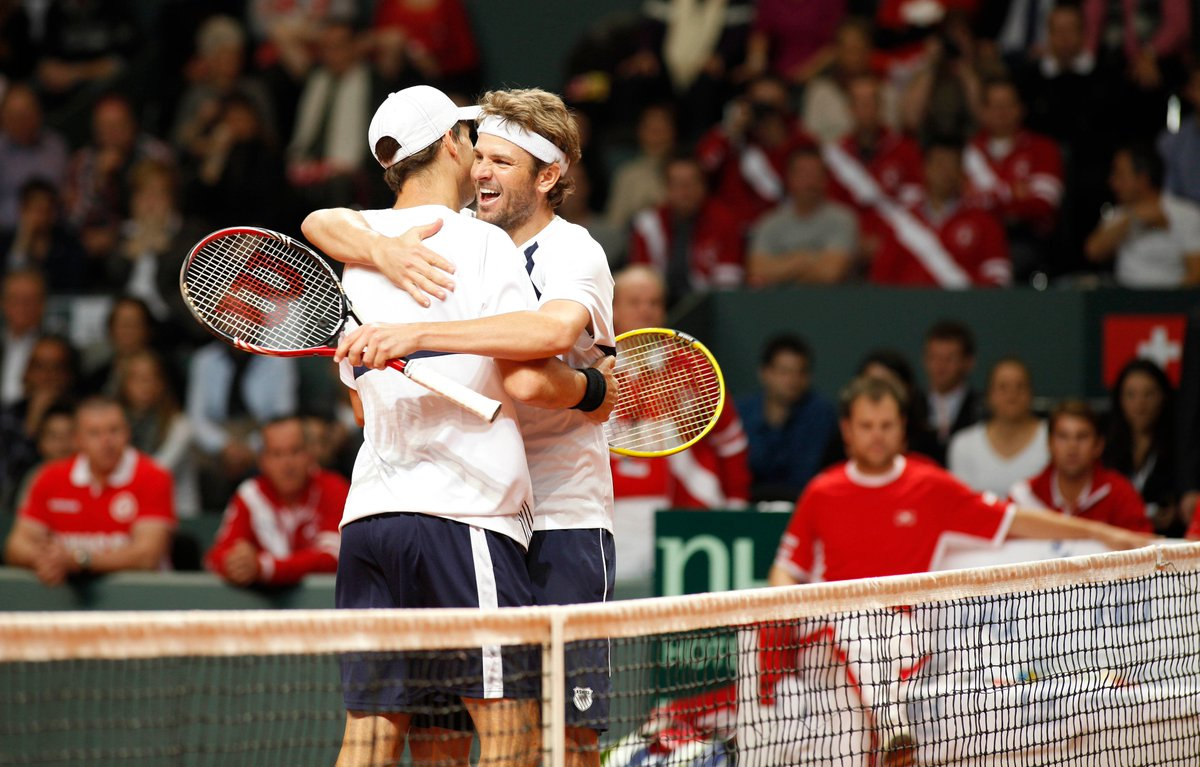 Davis Cup player ➡️ Davis Cup captain @MardyFish will be the 41st #DavisCup captain of America 🇺🇸