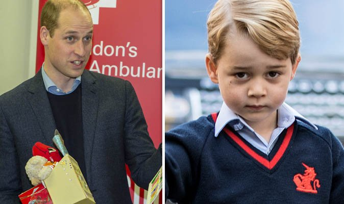 #PrinceGeorge will be FURIOUS if #PrinceWilliam forgets to bring him THIS  https://t.co/n3EPtzkjJz