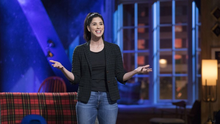 Hulu Cancels 'I Love You, America With Sarah Silverman' bit.ly/2SKZyGd