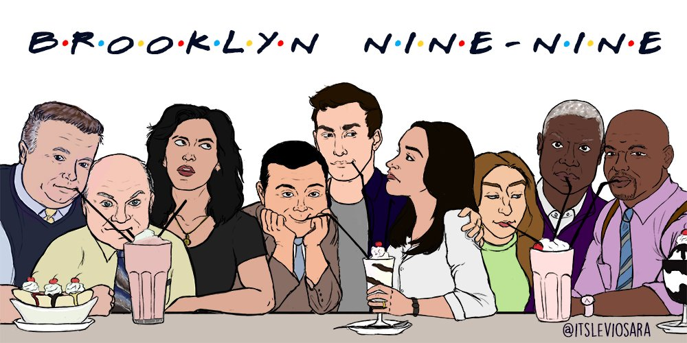 The One Where They Are Finally Back [ ill_be_there_for_you.mp3 with trumpets playing in the background ]   DAY LEFT!!  @nbcbrooklyn99 @nbc @JoelMcKMiller @DirkBlocker @iamstephbeatz @JoeLoTruglio @thelonelyisland @melissafumero @chelseaperetti @terrycrews  #b99day<br>http://pic.twitter.com/6iED8w3RIr