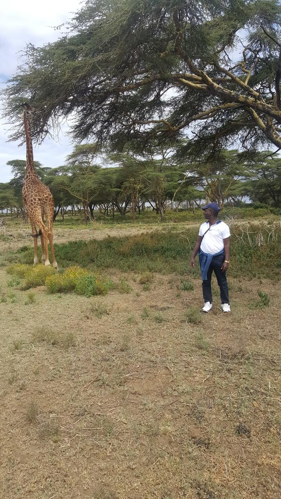 Beautifull africa #naivasha