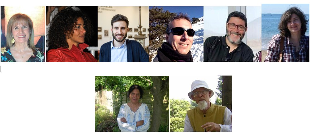 Here's some info about our great plenary speakers and our two invited artists! / Aquí os pasamos información sobre nuestros magníficos ponentes plenarios y nuestros dos artistas invitados! https://www.dropbox.com/s/br21yzk22tucnse/Twitter_Plenary%20Speakers_Bionotes.pdf?dl=0… Stay tuned for the first CfP (COMING UP VERY SOON!)