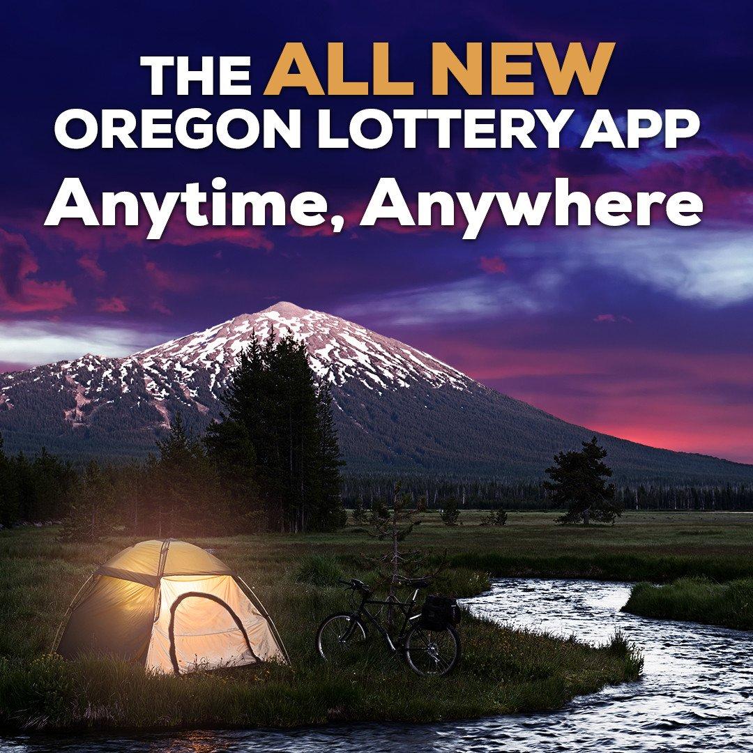 oregon lottery mobile app