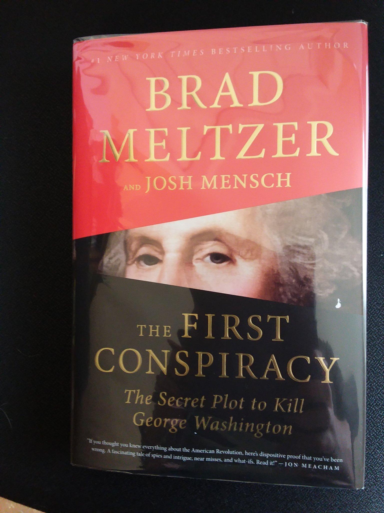The First Conspiracy The Secret Plot To Kill George Washington