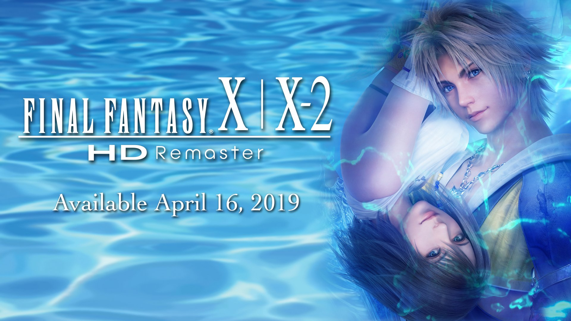 Your story begins…when #FinalFantasy X | X-2 HD Remaster for #NintendoSwitch arrives on 4/16! https://t.co/2AZyuvrUlJ
