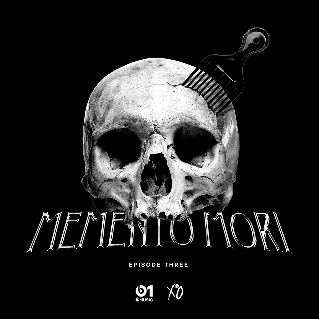 Memento Mori returns tomorrow late night @Beats1