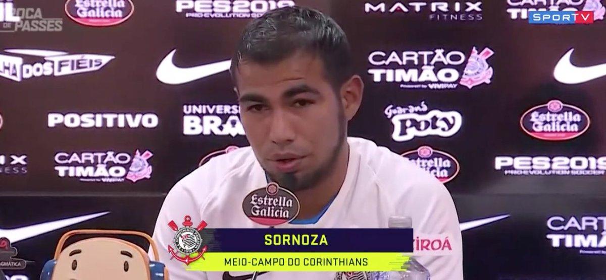 Será que o primeiro equatoriano no Corinthians vai fazer história?  #TrocaDePasses