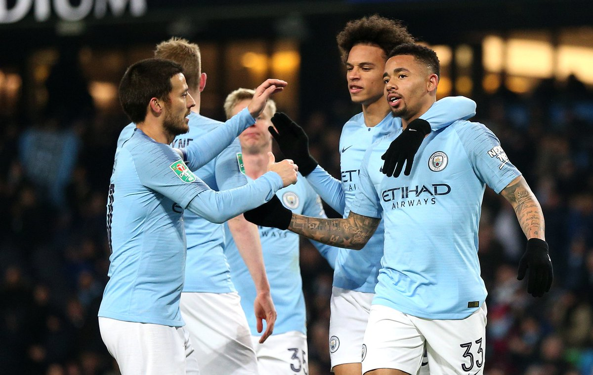 Video: Manchester City vs Burton Albion