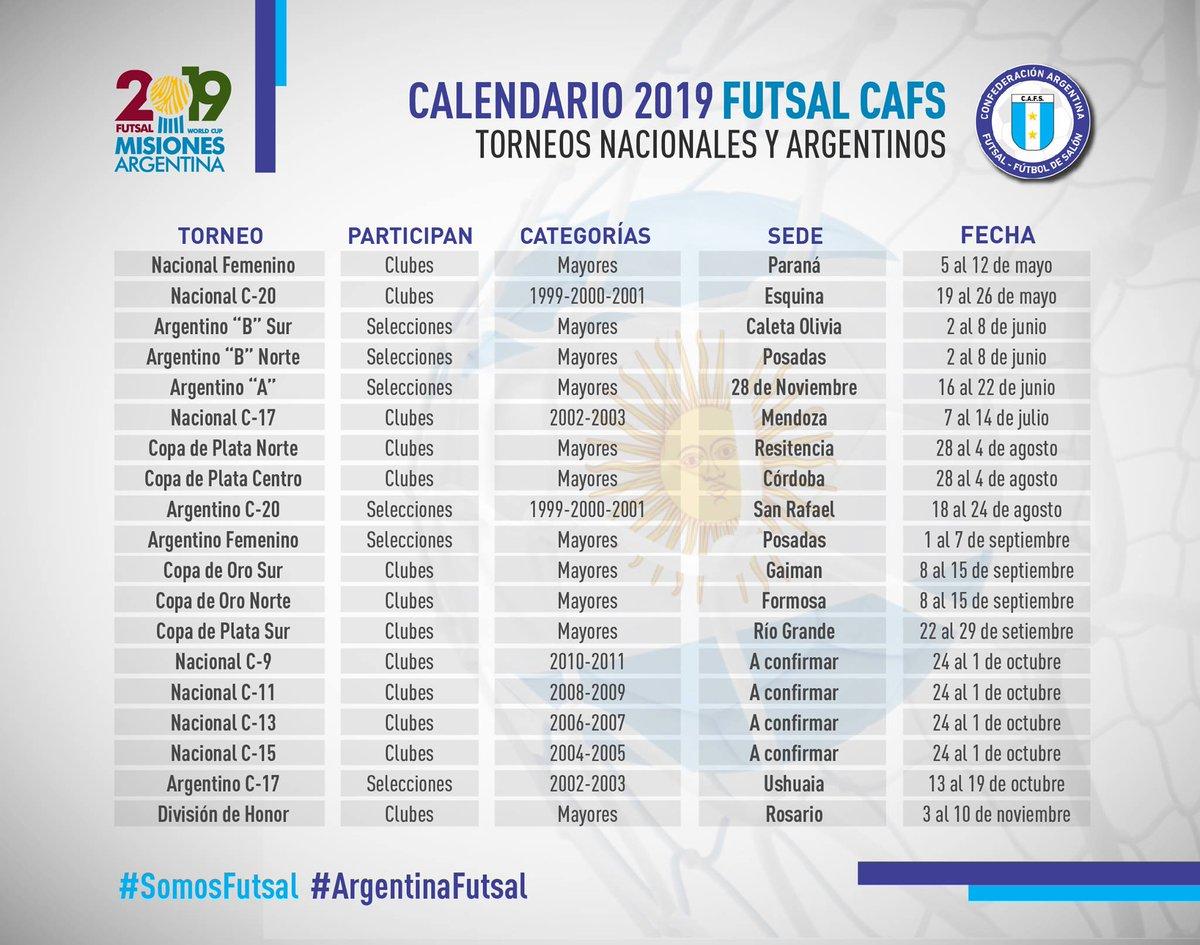 Calendario Julio Del 2000.Futsal De Primera Ar Twitter Calendario Practicamente