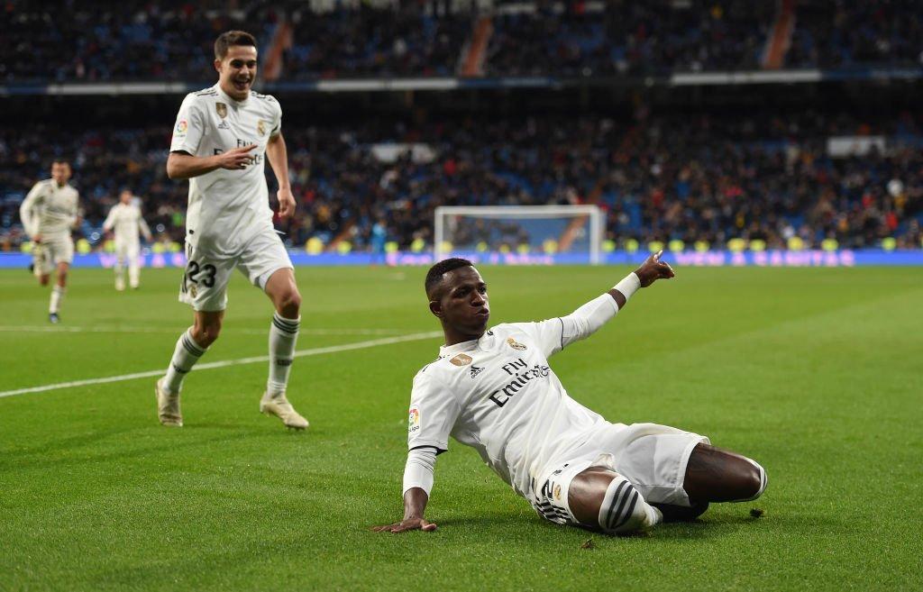 ريال مدريد يفوز على ليجانيس بثلاثية نظيفة  في كأس الملك