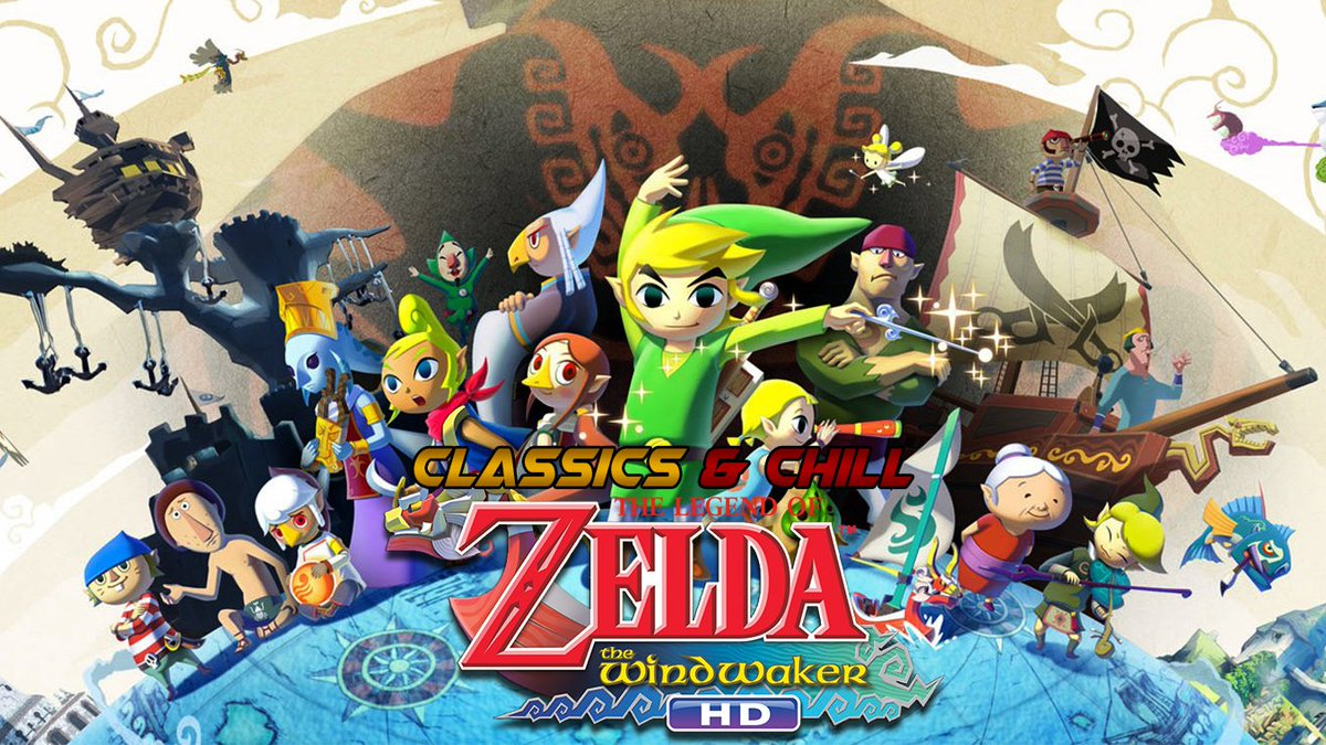 https:// twitch.tv/mahboison88  &nbsp;   Let&#39;s set sail into the new year with Wind Waker HD!! #Zelda #WindWaker #LegendOfZelda #WiiU<br>http://pic.twitter.com/DNeAbndZiR