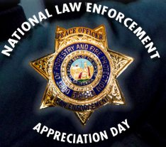 On #LawEnforcementAppreciationDay, @CALFIRE_ButteCo recognizes the many contributions of our own Law Enforcement/Prevention Officers. They do an amazing job investigating all kinds of fires in Butte County, from small burn piles to the #CampFire. Thank you for keeping us safe! Photo