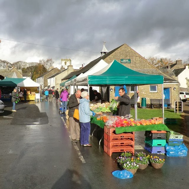 Whats on Appleby in Eden Valley: Orton Farmers' Market