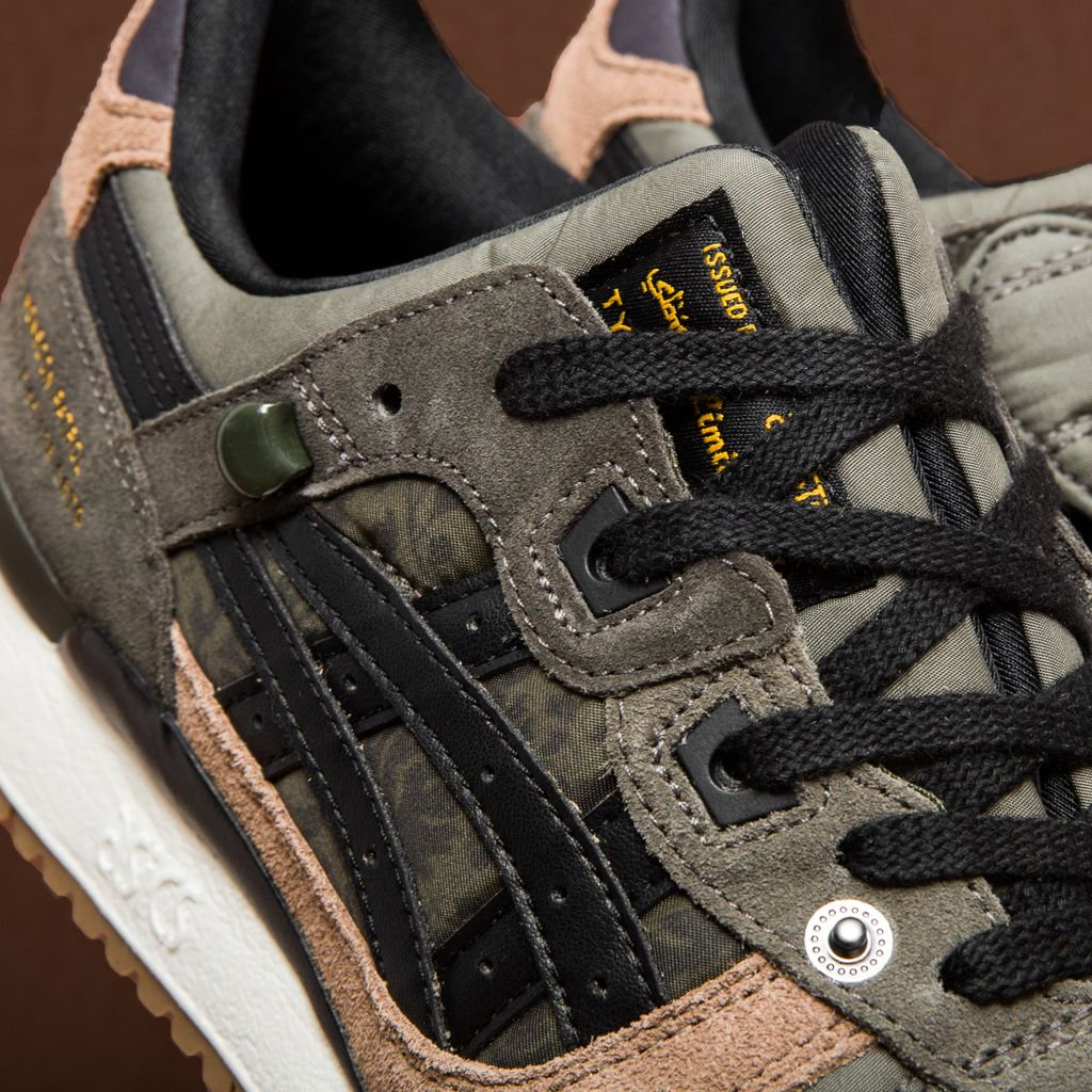 new arrivals 726a0 54658 ONLINE NOW 🔥 SBTG x Limited Edt x Asics GEL-Lyte III ...