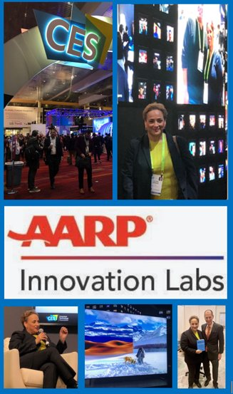 With Americans age-50+ generating $7.6 trillion of annual economic activity, the consumer tech industry faces a massive (and growing) opportunity, provided it can meet the unique needs of people 50 and up.  Happy to be @ #CES2019!   @AARP #DisruptAging @CES @CTATech @GaryShapiro