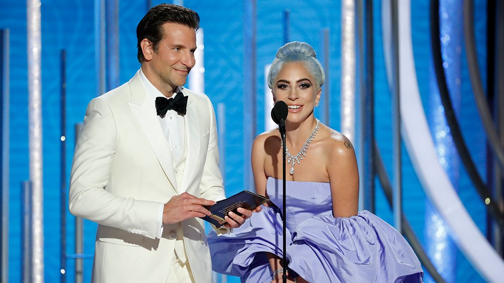 Bradley Cooper said the first thing he said to Lady Gaga after she won her #GoldenGlobes  award was &quot;Let&#39;s eat!&quot;  https:// bit.ly/2QyQt19  &nbsp;  <br>http://pic.twitter.com/nenLfkbVFU