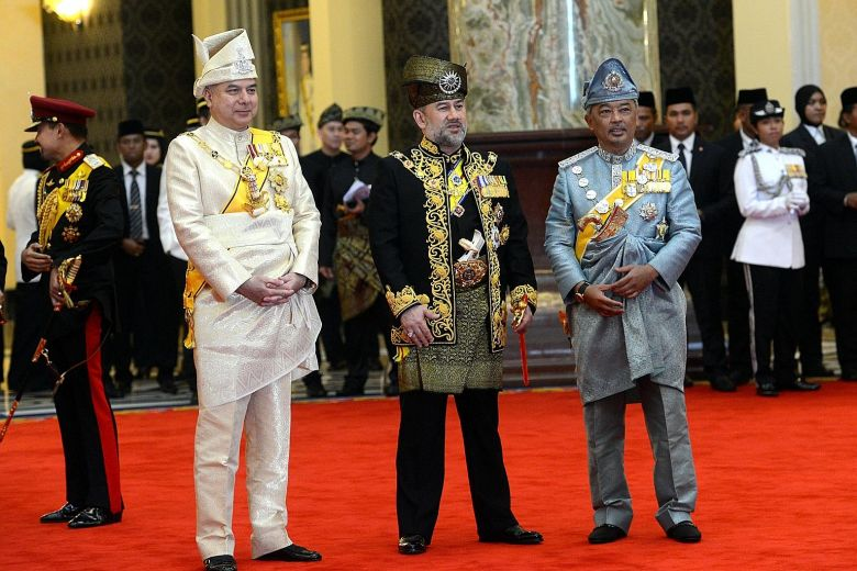 Pahang Regent may succeed ailing #Sultan to be king https://t.co/Xba0gnAiEH
