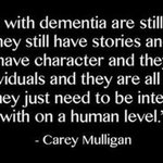 Please Re-Tweet if you agree that person-centered care begins with #dignity.  #Alzheimers #dementia #caregiving