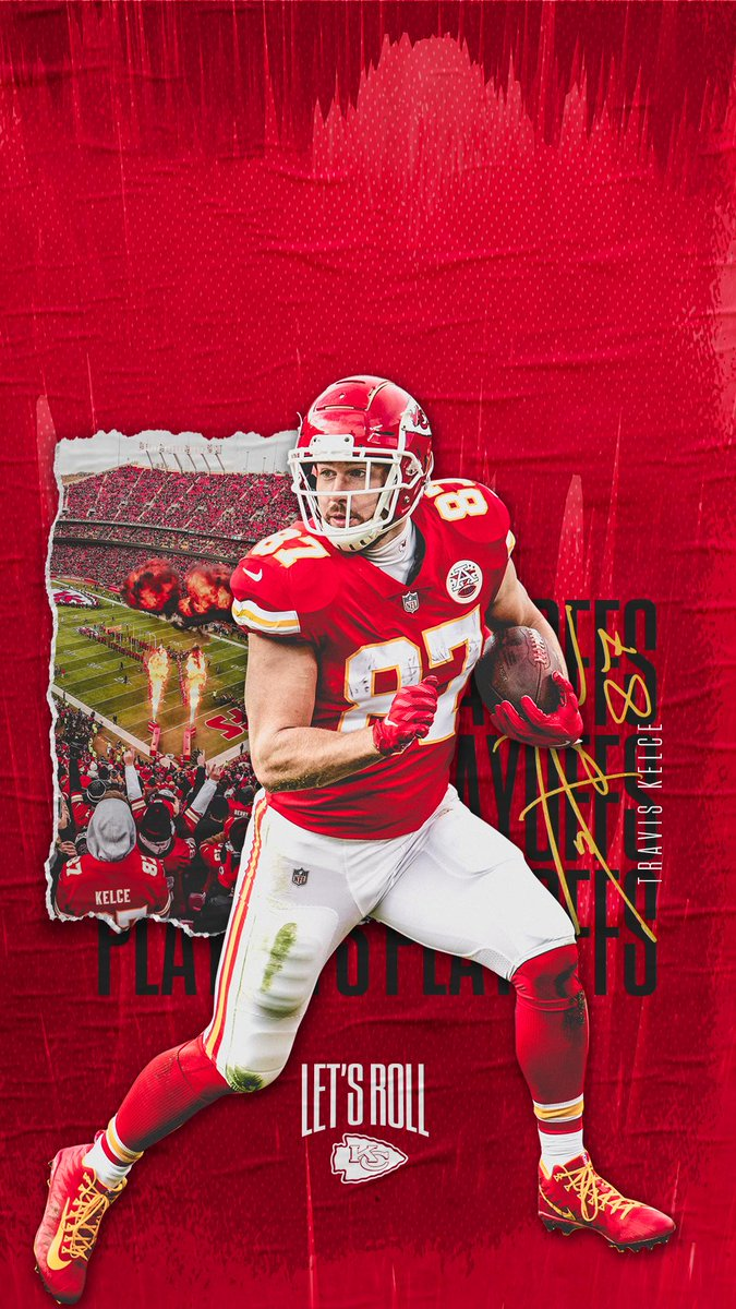 Kansas City Chiefs On Twitter Fresh Playoff Wallpapers Hot Off The Press Letsroll X Wallpaperwednesday