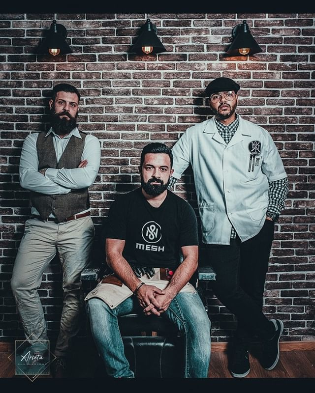 """Photoshooting for """"Movember Team"""" . . . #mypassion  #photoshooting  #photography  #magiclens  #catchyourdreams  #arieta_photography #dopebarbershop_shave_tattoo #barbershop  #barbershop http://bit.ly/2REhPHJ"""