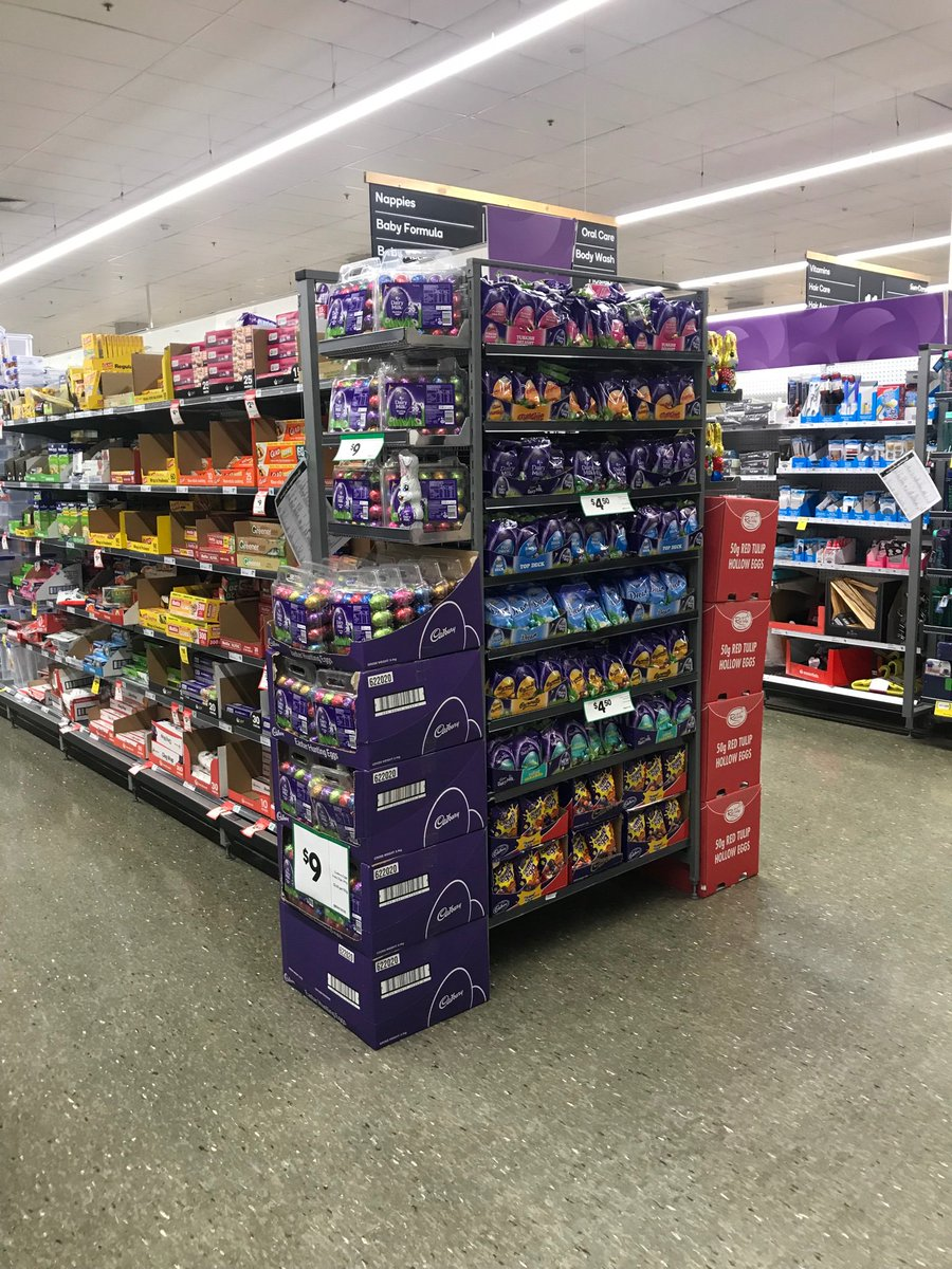LIke, so... is the corporate calendar on crack? We've just celebrated Christmas & New Year.. it's now January 10, 2019.. & Easter eggs are already on the shelves! Are you serious?! 😱