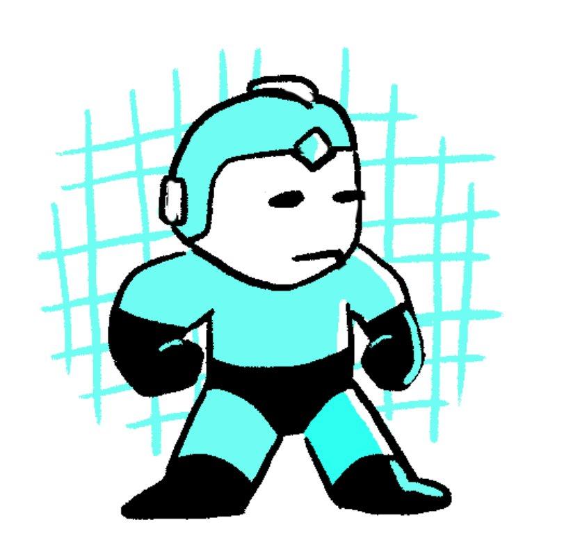 shoutout to megaman DOS #gamesdrawnquick <br>http://pic.twitter.com/kMkTLwVqdT