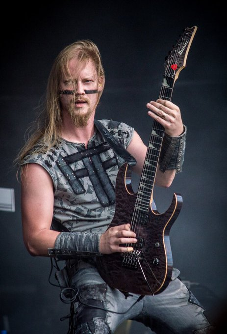 Happy Metal Birthday to Petri Lindroos