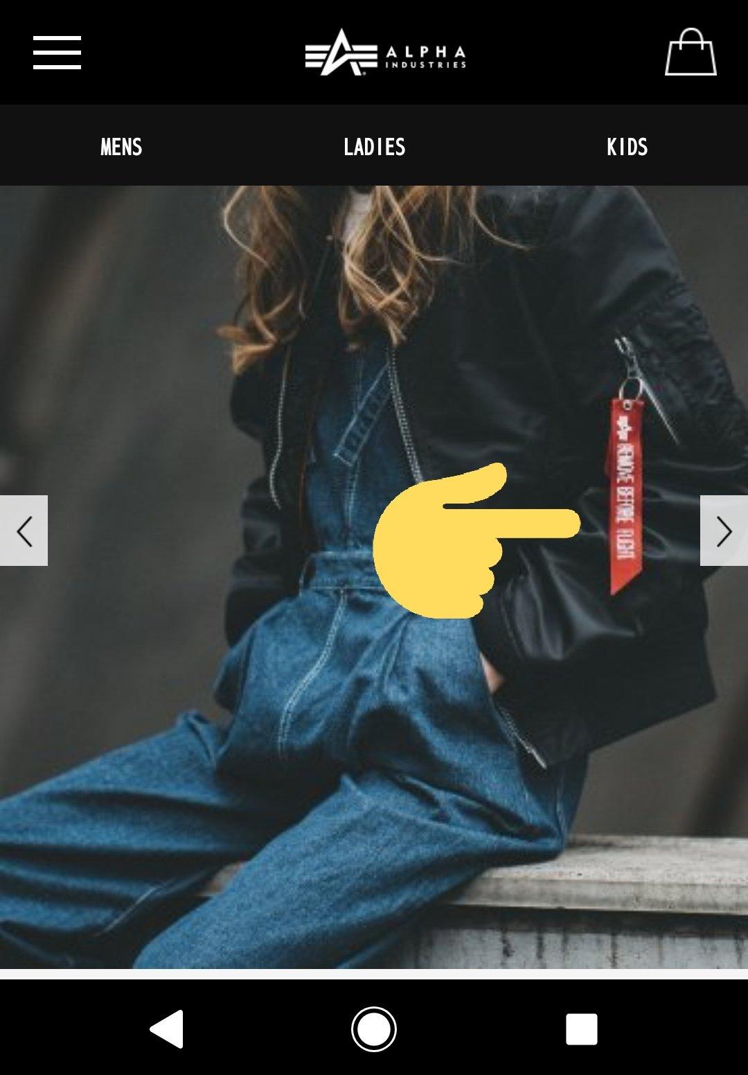 画像,デレマス新アイドルの砂塚あきらちゃんR特訓前がきてる黒のミリタリージャケットみたいなやつ、ブランドはALPHAっぽいよね。左腕についてる赤いタグが特徴的だし h…