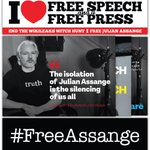 """One of the best ways to achieve justice is to expose injustice.""—Julian Assange      NEW #FreeAssange stickers & bookmarks, postcards added and 3 updated flyers—print ready downloads: https://t.co/3TV7klZWrM #Unity4J"