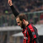 Higuain Twitter Photo