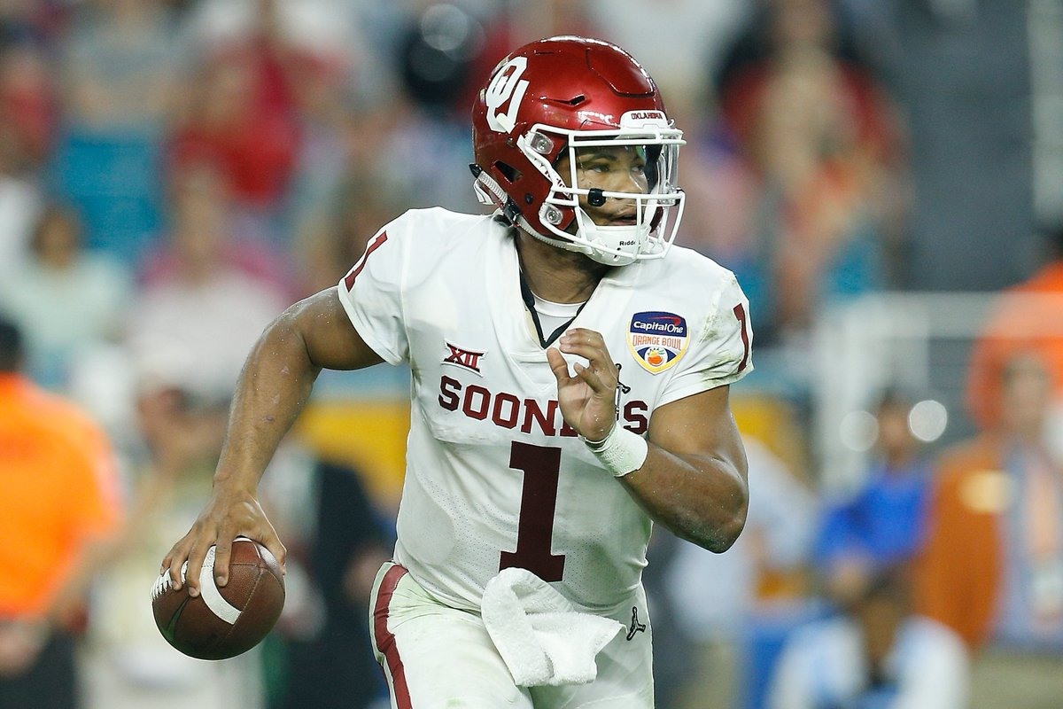 Oakland A's expect Kyler Murray to declare for the NFL Draft, per @susanslusser