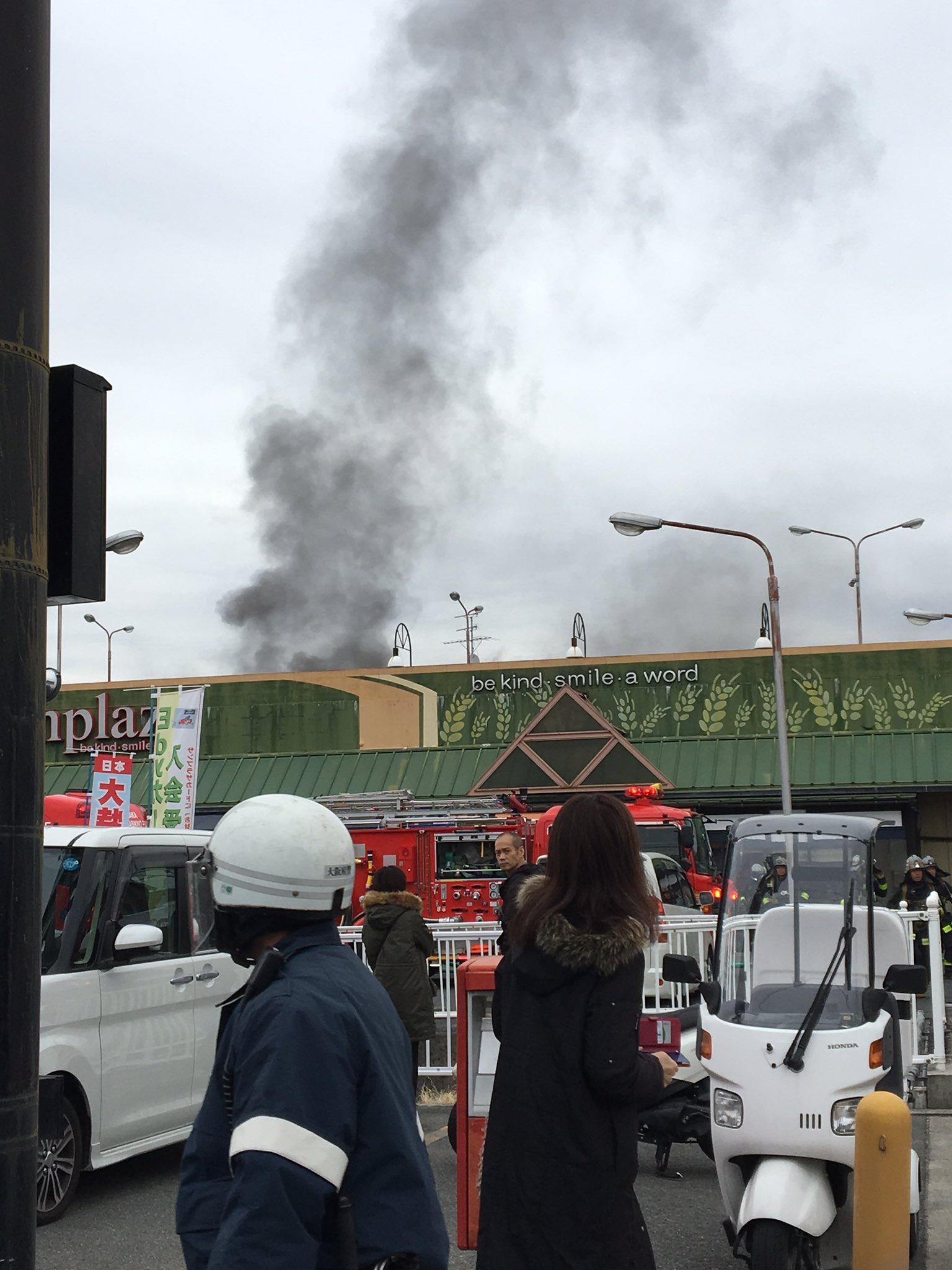 画像,古市のサンプラで火事ケガ人いませんように#サンプラ #火事 https://t.co/vdPBhCTVEK。