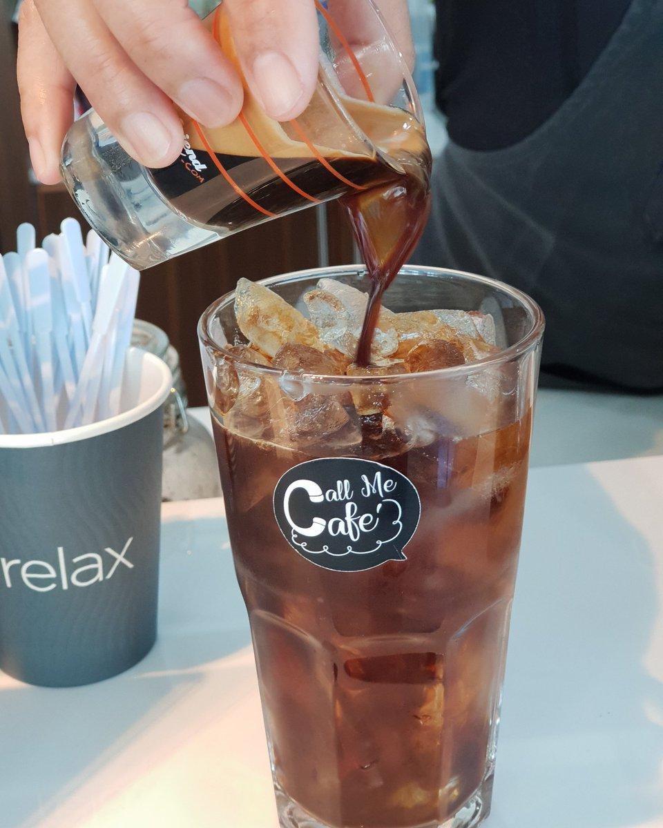 กินกาแฟไม่ใส่นม ยังไม่ขมเท่าเค้าไม่ใส่ใจ   ชั้น2 ตึกเทเลวิซหน้าทุ่งศรีเมือง  เปิดทุกวัน 8.30-17.30  #callmecafe #cafeudonthani #reviewudon #reviewesan #aroi #cafehop #galaxy #รีวิวอุดร #cafehoppingudon #udonthani #americano #cafeinudonthani #wongnaiudonthanipic.twitter.com/HkhkP45e1S