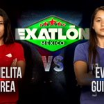 #ExatlonMx Twitter Photo
