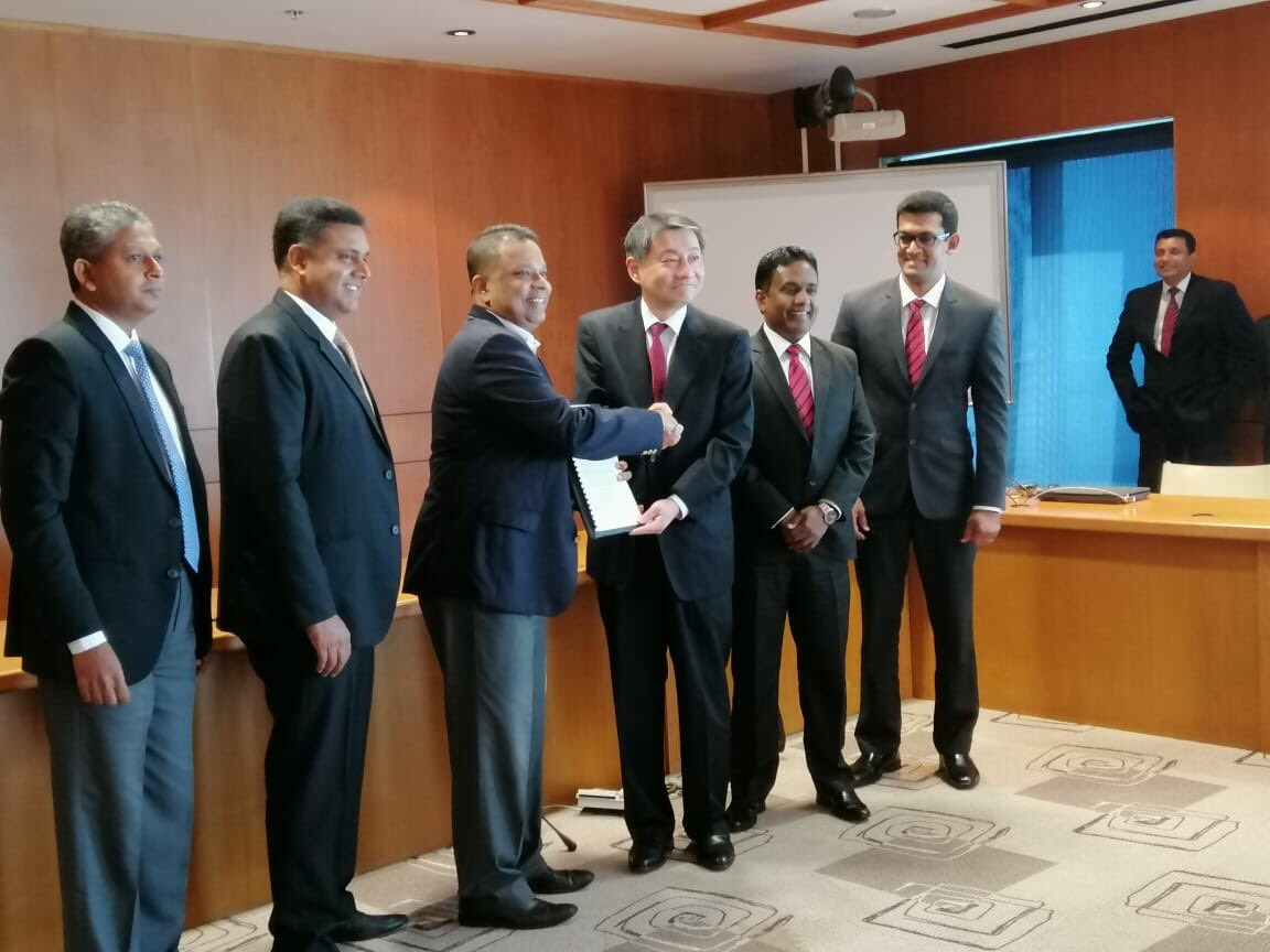 Toyota Lanka & HNB signs MOU for a strategic synergy in Sales, Service & Spare parts https://t.co/kQJICTFSmx