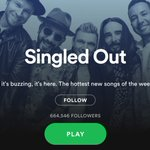 Image for the Tweet beginning: Thank you @Spotify @SpotifyUSA for